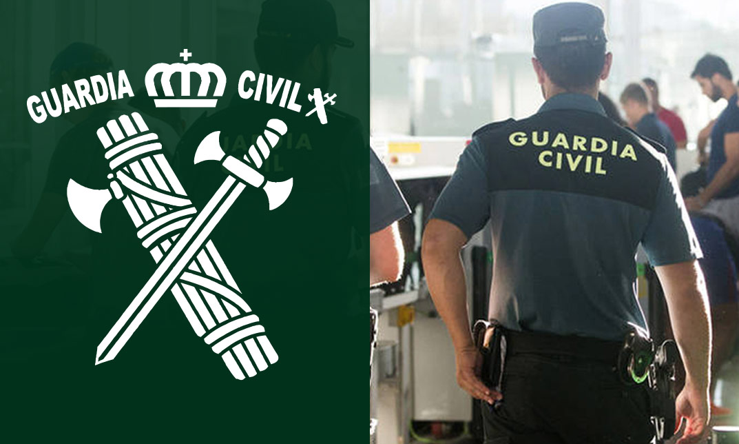 Curso Madrid Guardia Civil